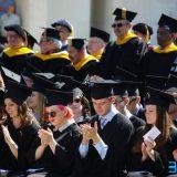 Тържествена церемония по дипломиране на Американски университет в България, Благоевград