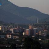 Панорамни снмики на Благоевград, април 2017