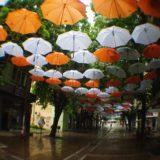 Красотата на Благоевград – чадъри , 2017